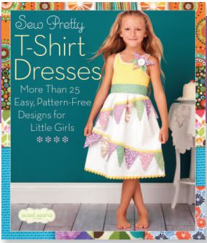 Giveaway & Craft Book Review: Sew Pretty T-Shirt Dresses
