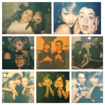 Taylor Swift London 1989 Secret Session (Image Credits: Taylor Swift/Instagram)