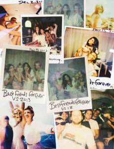 Taylor Swift Polaroids
