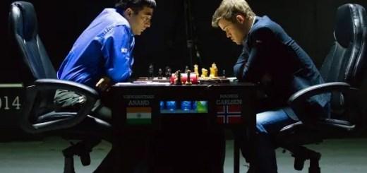Magnus Carlsen World Chess Championship 2014
