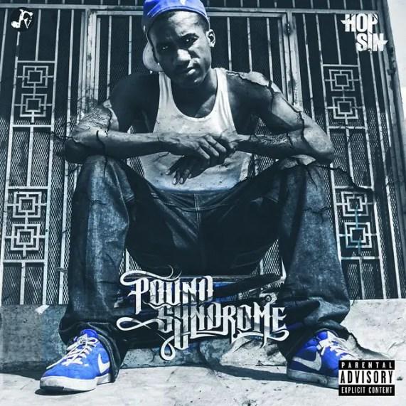 Hopsin Pound Syndrome album art