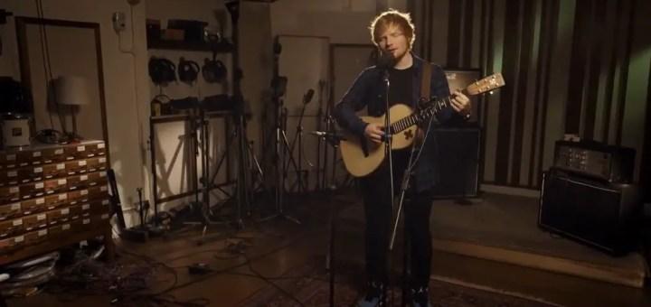 Ed Sheeran acoustic She Looks So Perfect