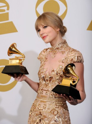 Taylor Swift Grammy Awards 2011