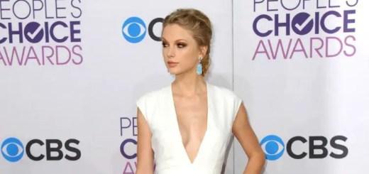 Taylor Swift People's Choice Awards 2013