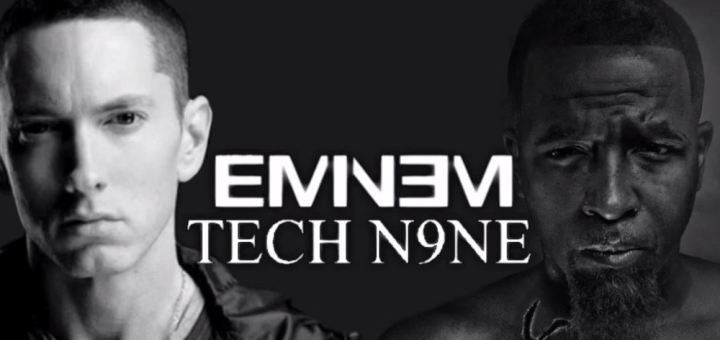 eminem feature with tech n9ine new album
