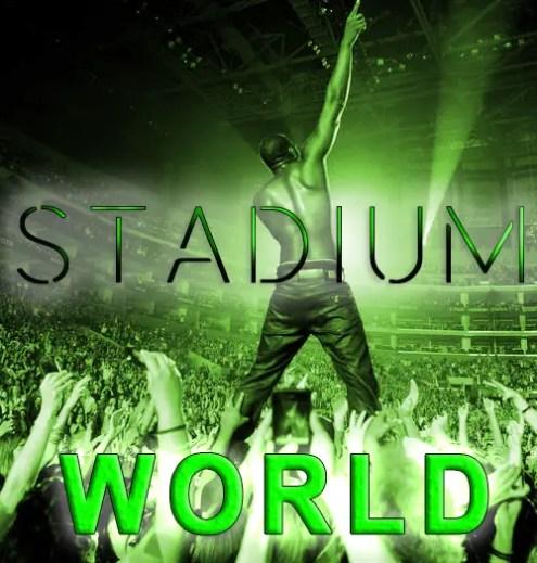 Akon Stadium album art