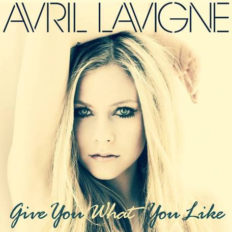 "Cover art for ""Give You What You Like"" single"