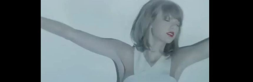 "taylor swift teases ""style"" music video"