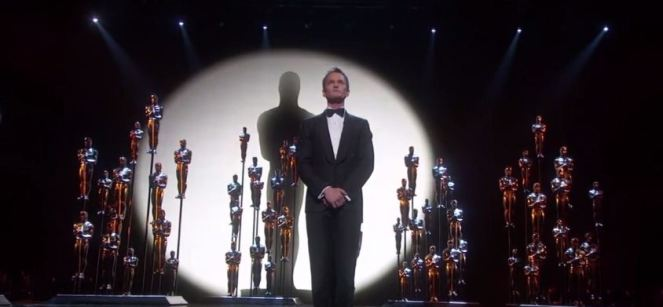 neil patrick harris opening monologue at 2015 oscars