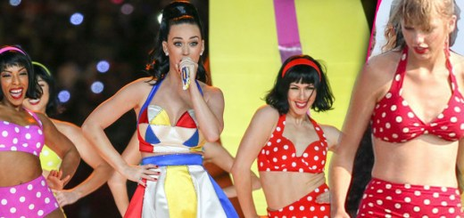 katy perry diss taylor swift during super bowl halftime performance