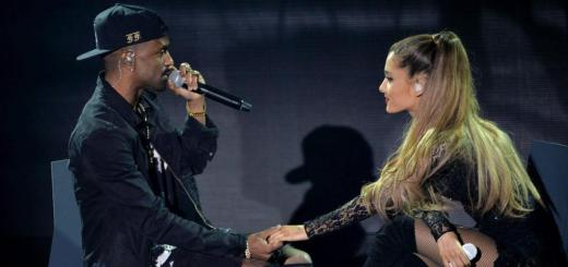 big sean research ft ariana grande naya rivera ex