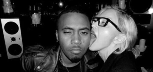Madonna Veni Vidi Vici Ft. Nas