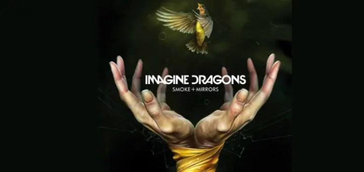 album review of 'smoke + mirrors' imagine dragons