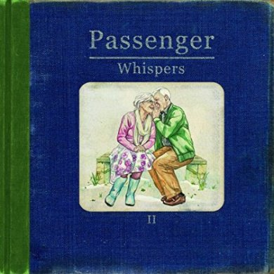 Passenger 'Whispers 2' Album cover
