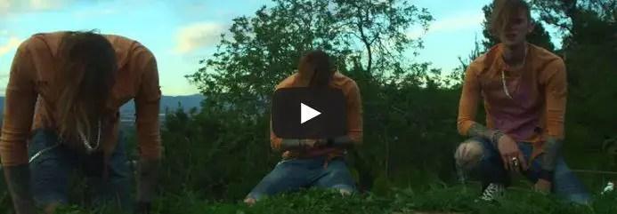 machine gun kelly against the world music video