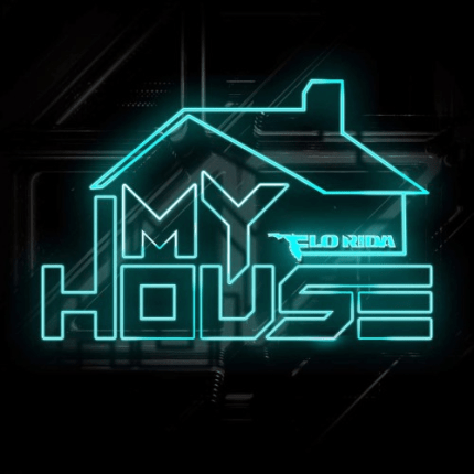 "Album art of ""My House"" EP by Flo Rida"