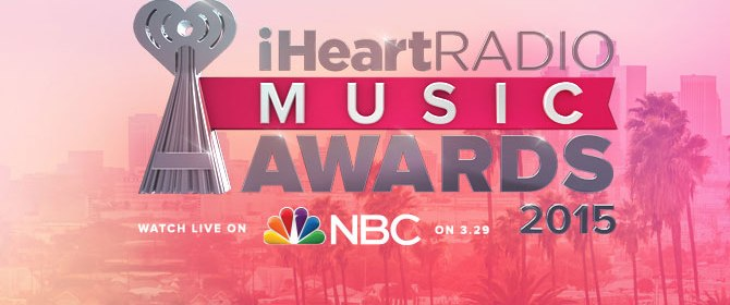 iheartradio music awards 2015