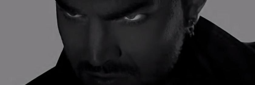 adam lambert ghost town music video