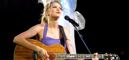 taylor swift covers eminem's lose yourself live on speak now tour and on radio