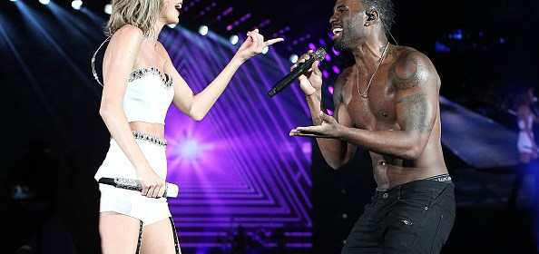 taylor swift jason derulo want to want me 1989 tour dc