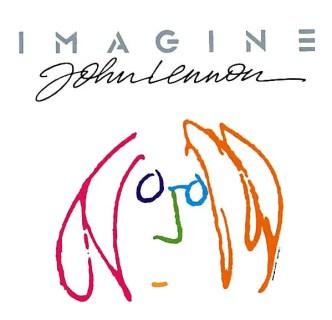 """Cover art for """"Imagine"""" by John Lennon"""