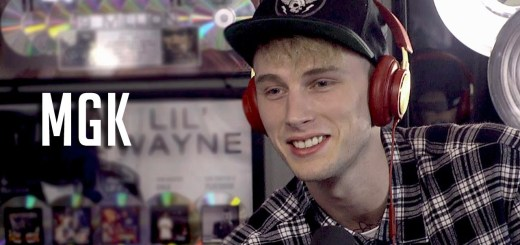 machine gun kelly cover cleaning out my closet by eminem