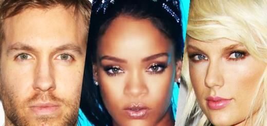 taylor swift co-wrote calvin harris and rihanna's single this is what you came for
