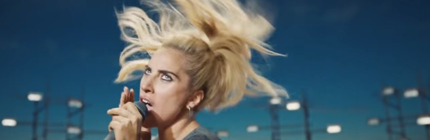 lady gaga perfect illusion song music video review