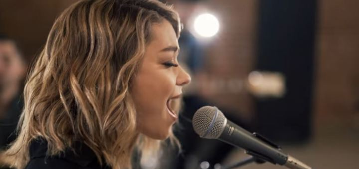 boyce avenue cover closer sarah hyland acoustic the chainsmokers