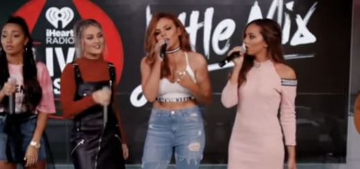 little mix love on the brain cover rihanna