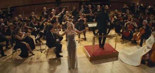 symphony clean bandit zara lasrsson music video review