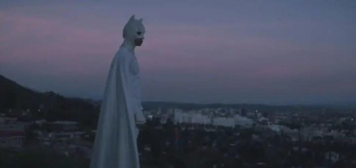 jaden smith batman music video review