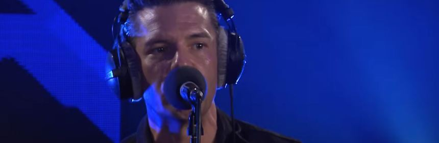 the killers mr brightside bbc live lounge