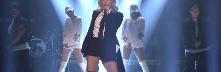 fergie you already know live jimmy fallon