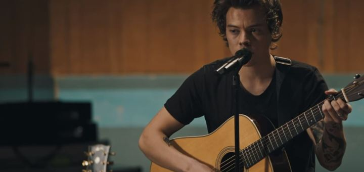 harry styles two ghosts song meaning lyrics interpretation live