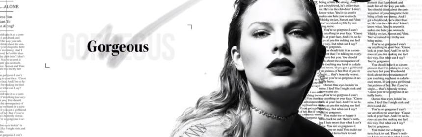 taylor swift gorgeous single lyrics review song meaning