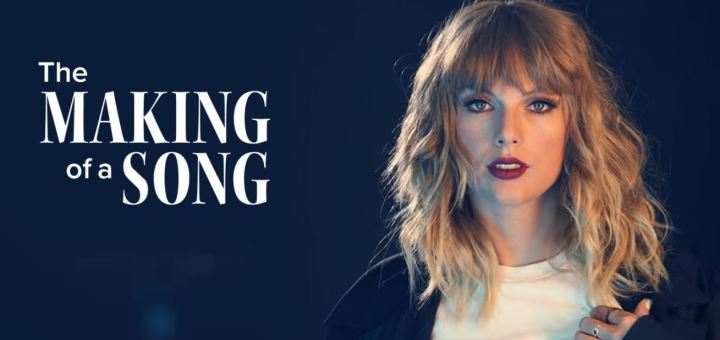 taylor swift delicate making of