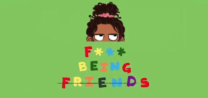 jessie reyez f*** being friends single lyrics review