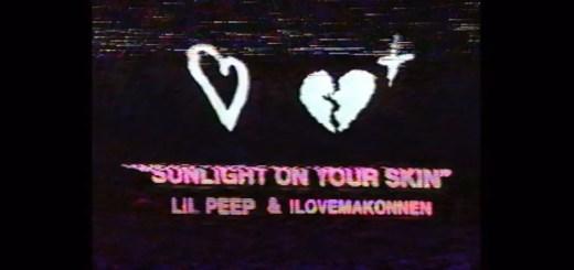 lil peep sunlight on your skin ILoveMakonnen lyrics audio