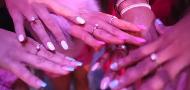 ariana grande 7 rings behind the scenes music video