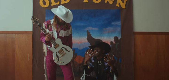 old town road movie lil nas x