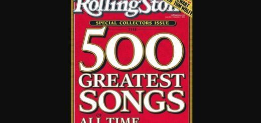 rolling stone the 500 greatest songs of all time