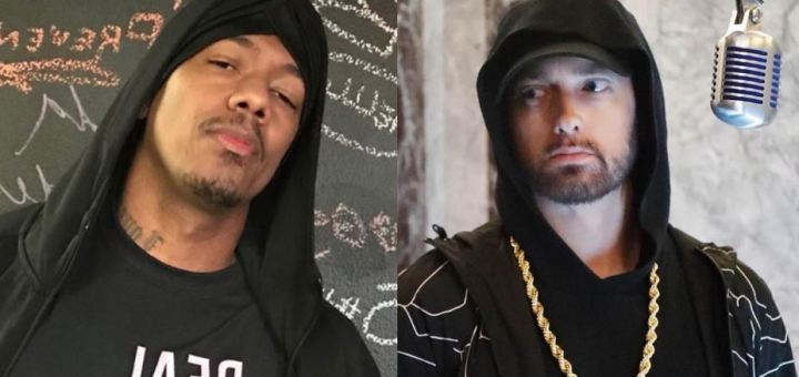 nick cannon pray for him eminem diss