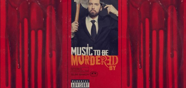 eminem music to be murdered by album