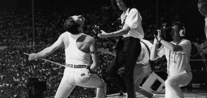 queen live aid wemberly 1985