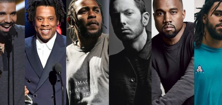 greatest rappers of all time