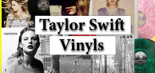 all taylor swift album vinyl records