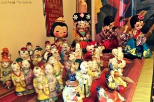 Statuine cinesi