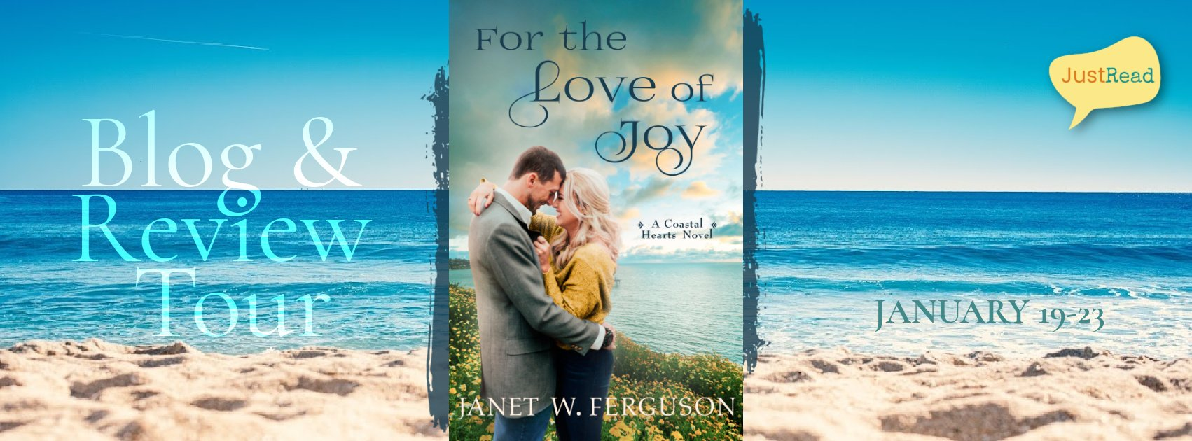 Welcome to the For the Love of Joy Blog + Review Tour & Giveaway!
