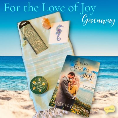 For the Love of Joy JustRead Giveaway